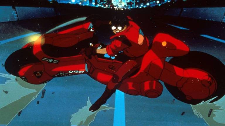 O que aconteceu com o filme live action de Akira?