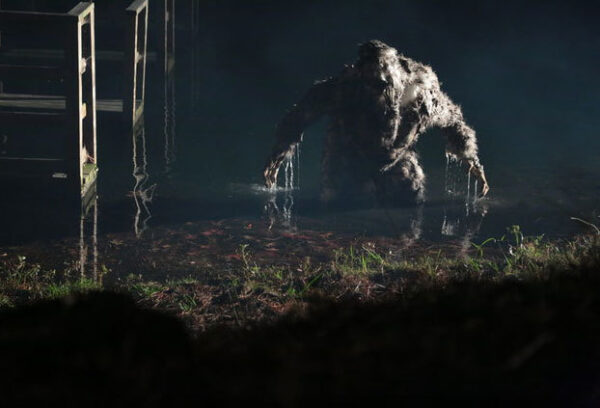 O Grande Monstro Enlameado 600x408, Fatos Desconhecidos