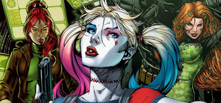 10 melhores personagens femininas das histórias do Batman