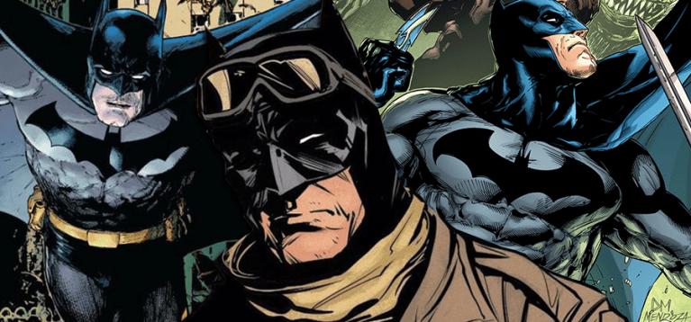 Batman ganha ganha novo visual (e uma foice) em nova HQ