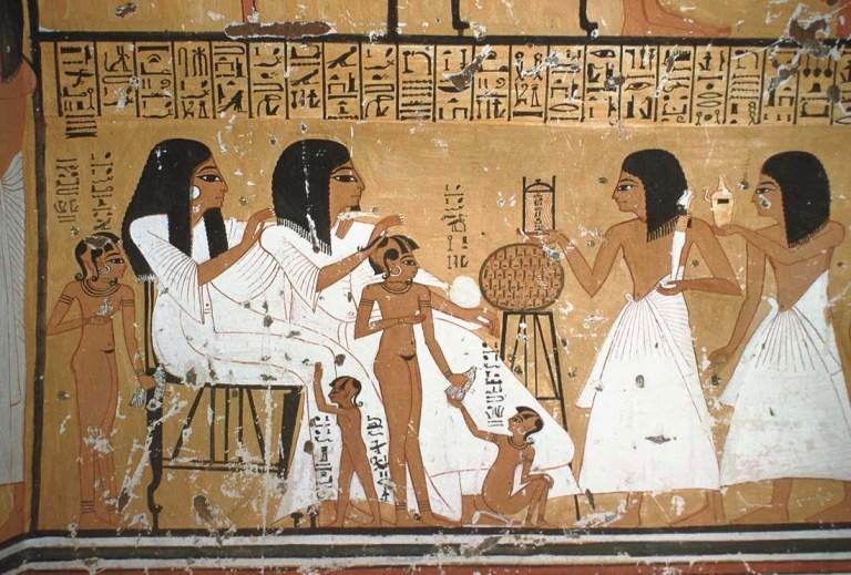 7 fatos surpreendentes sobre os haréns egípcios