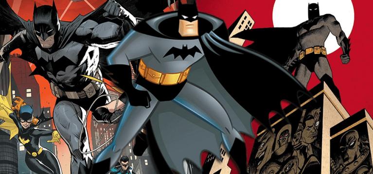 Série animada do Batman está de volta nos quadrinhos
