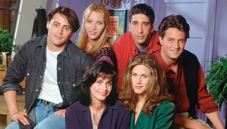Reunião de Friends está mais perto do que nunca