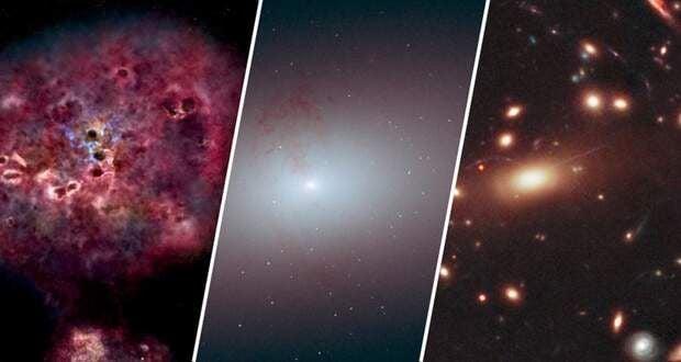 Uma galáxia de 12 bilhões de anos acaba de ser encontrada por astrônomos
