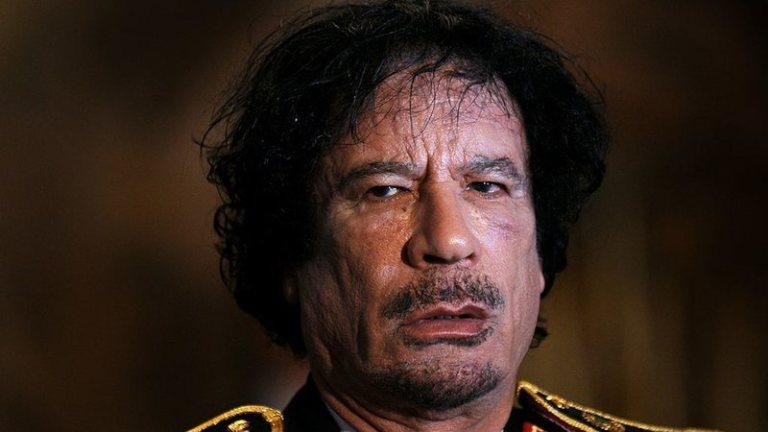 Como era a vida da escrava íntima do ex-ditador da Líbia?