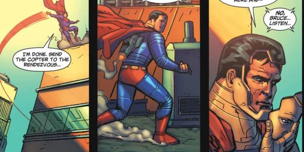 Superman 600x300, Fatos Desconhecidos