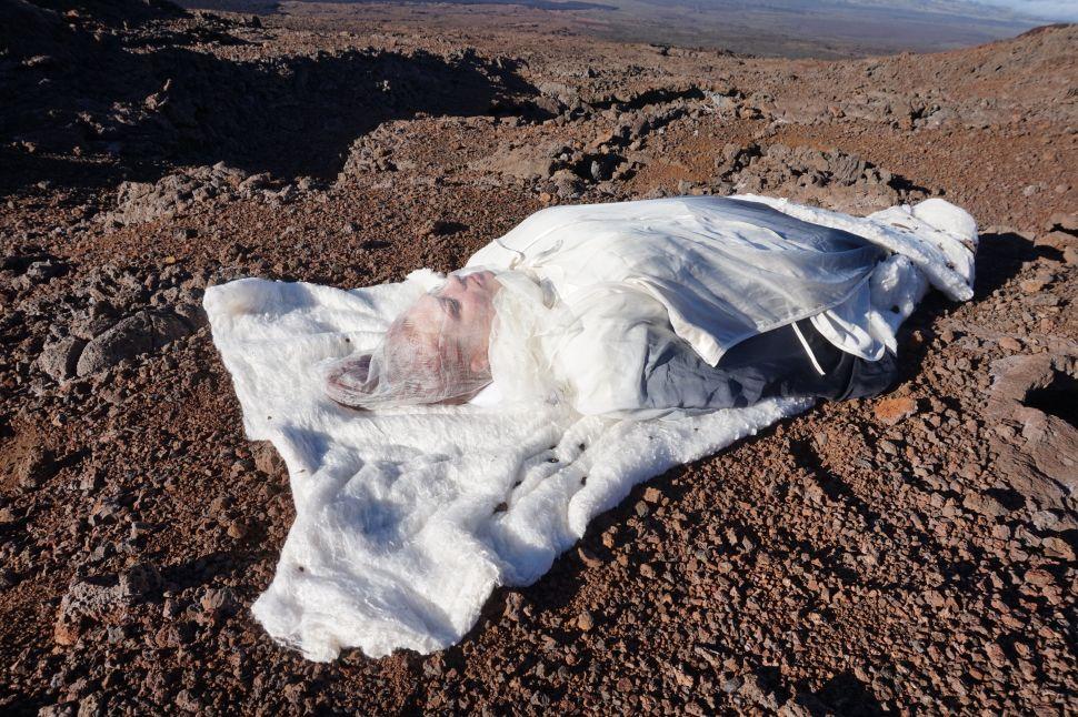 Moradores de Marte terão que usar cadáveres humanos de adubo