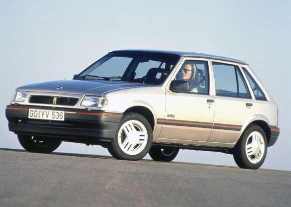 9 versões do Chevrolet Corsa que não existiram no Braisl