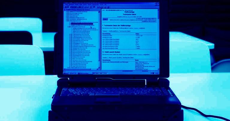 Computador alemão com informações confidenciais foi vendido por 100 dólares na internet