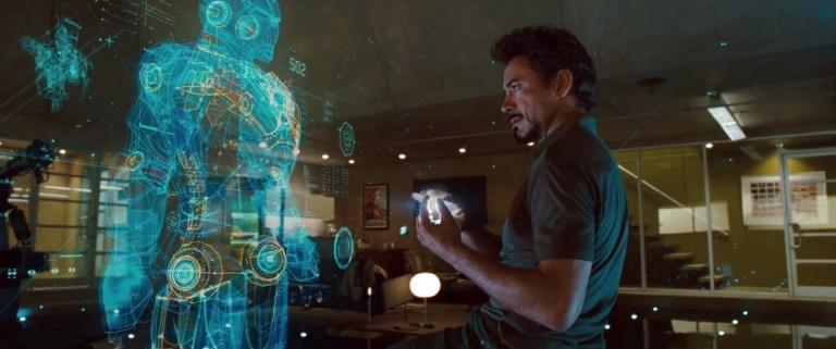 Esse é o primeiro holograma que pode ser tocado