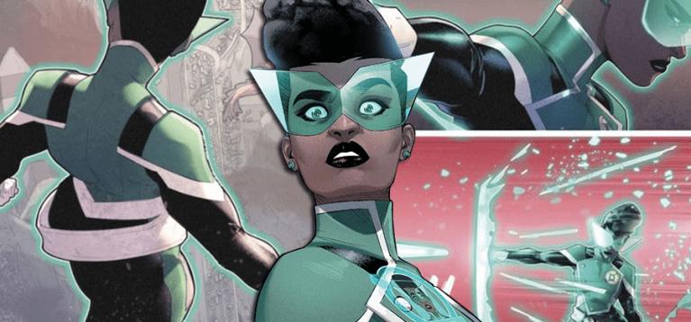 Nova Lanterna Verde possui o anel mais poderoso de todos