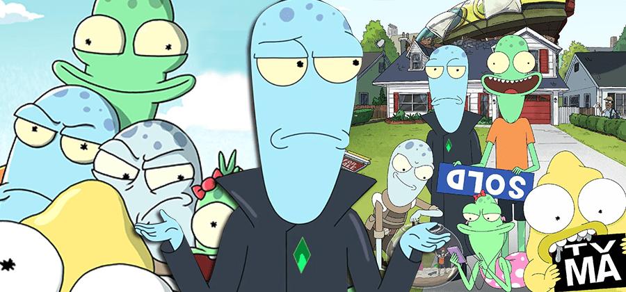 Nova série do criador de Rick e Morty ganha trailer hilário