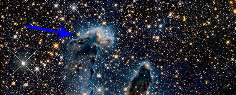 """Nova imagem da NASA dos """"Pilares da Criação"""" é de tirar o fôlego"""