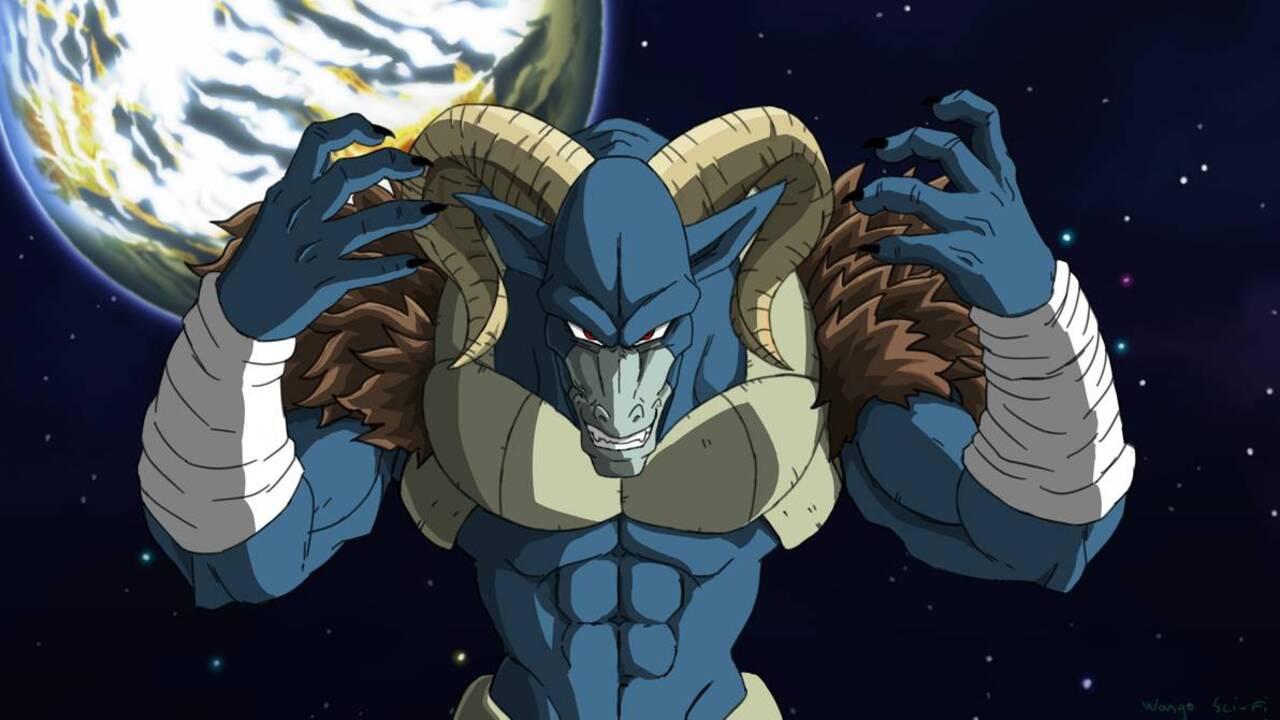 Moro revela sua nova forma em Dragon Ball Super