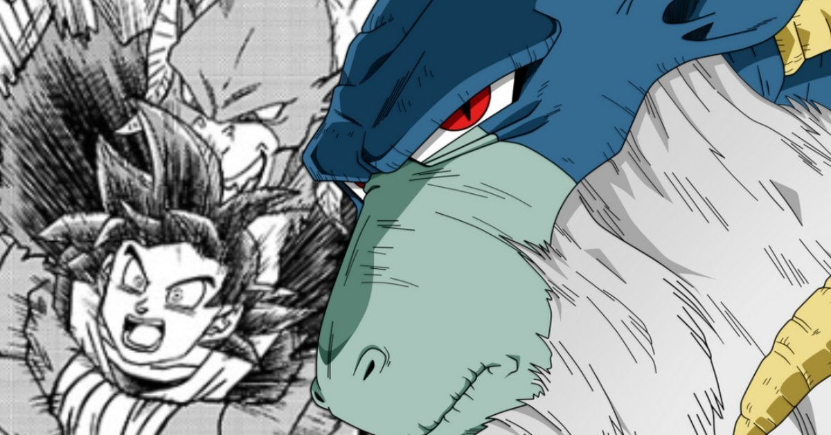 Dragon Ball Super Moro Magic Manga 1217531, Fatos Desconhecidos