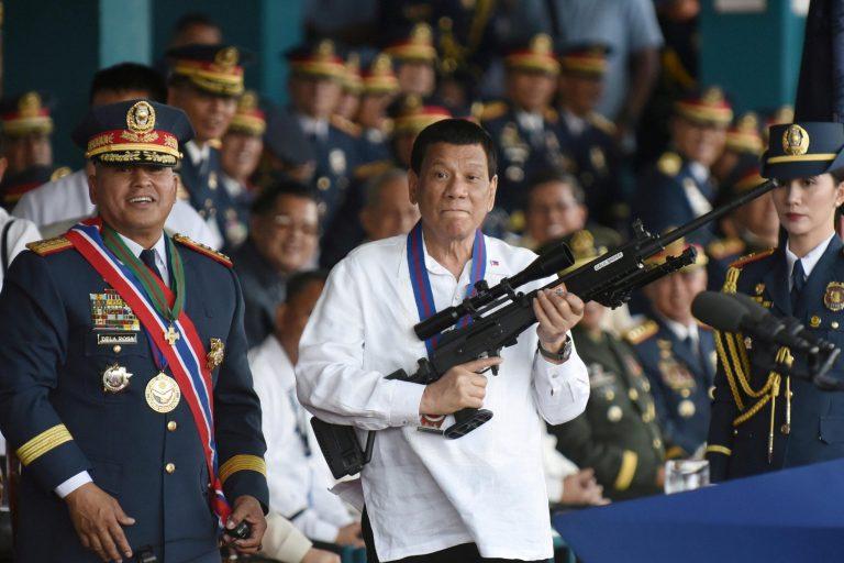 O que acontece se você violar a quarentena nas Filipinas?