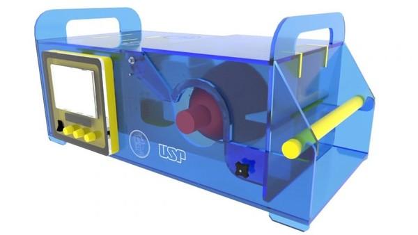 Respirador de baixo custo é criado pela USP