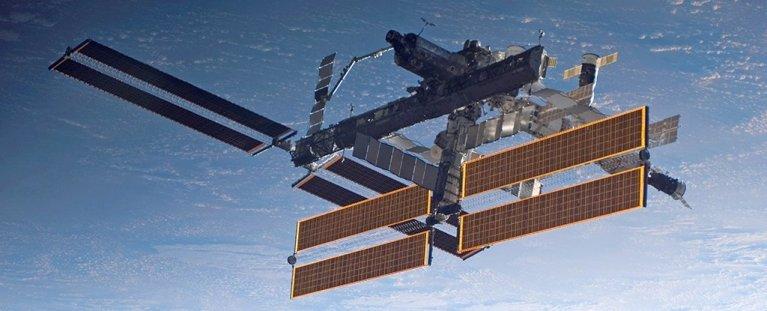 Os astronautas que moram na Estação Espacial ficam com uma impressão digital microbiana