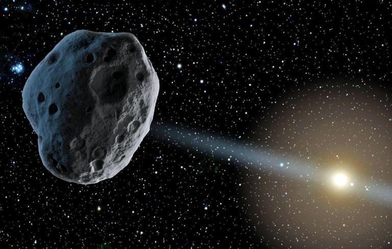 Astrônomos detectaram um novo tipo de asteroide