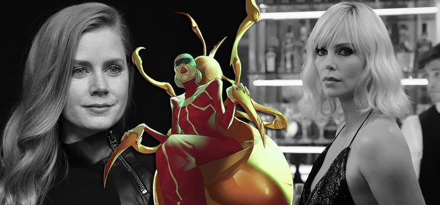 Sony está produzindo novo filme da Marvel com protagonista feminina