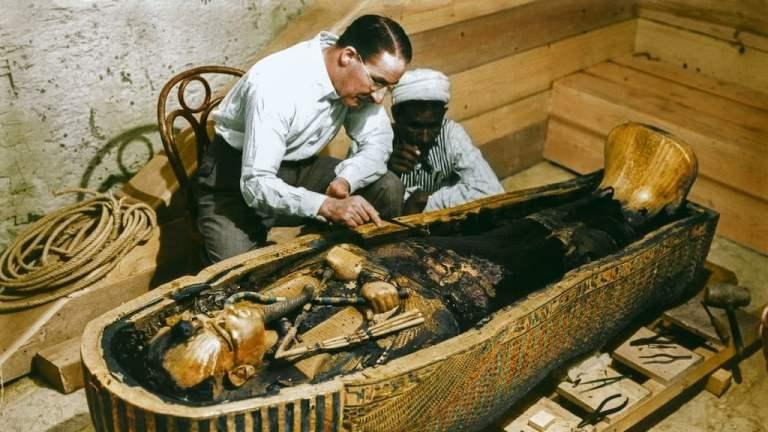 O mistério do órgão genital mumificado de Tutancamon