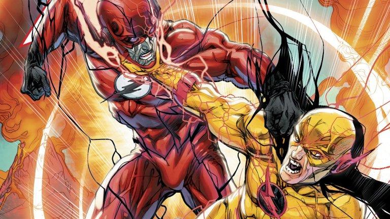 Novo vilão do Flash é um verdadeiro pesadelo para o herói