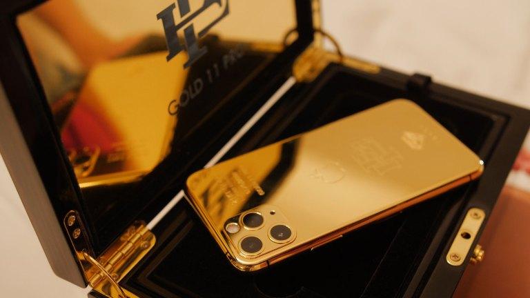 Esse iPhone 11 Pro folheado a ouro é mais barato do que o vendido pela própria Apple