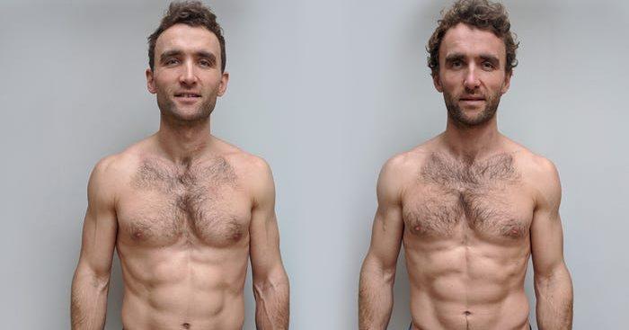 Gêmeos fizeram uma dieta vegana e onívora separadamente e depois de 3 meses compararam os resultados