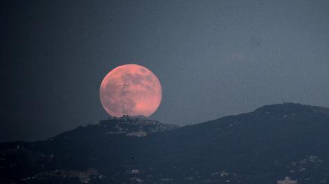 Fenômeno chamado Lua de Morango vai acontecer e poderá ser visto da América do Sul