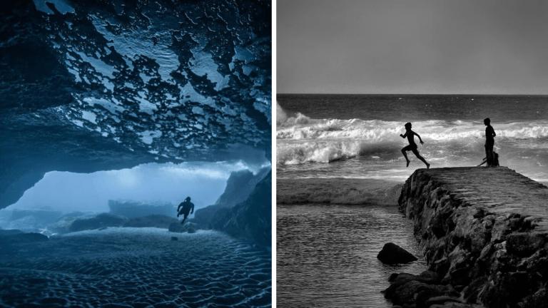 10 fotos incríveis que mostram a beleza de momentos aquáticos