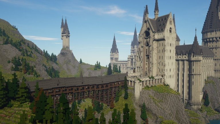 7 lugares incríveis que você pode visitar no Minecraft