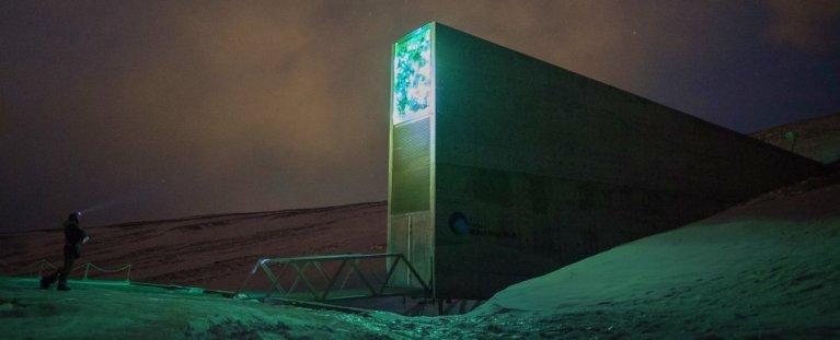 Arqupélago onde fica o 'Cofre do Juízo Final' registrou a temperatura mais alta desde sua existência