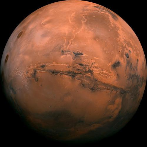 Marte 1 500x500, Fatos Desconhecidos