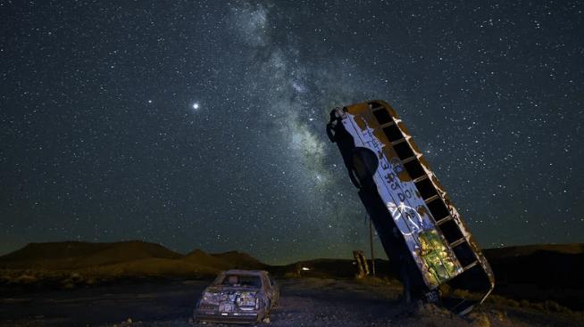 Vídeo impressionante mostra Via Láctea sendo observada a olho nu nos EUA