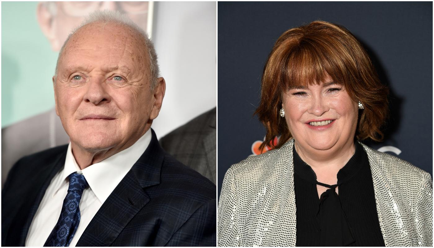 Essas celebridades descobriram o autismo depois dos 50 anos