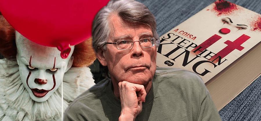 Por que Stephen King não escreverá uma sequência para It?