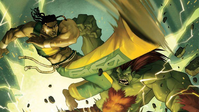 7 personagens brasileiros que estão em jogos de luta