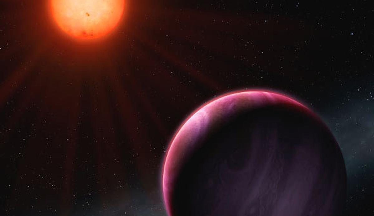 Foi descoberto pela primeira vez um planeta orbitando uma estrela morta