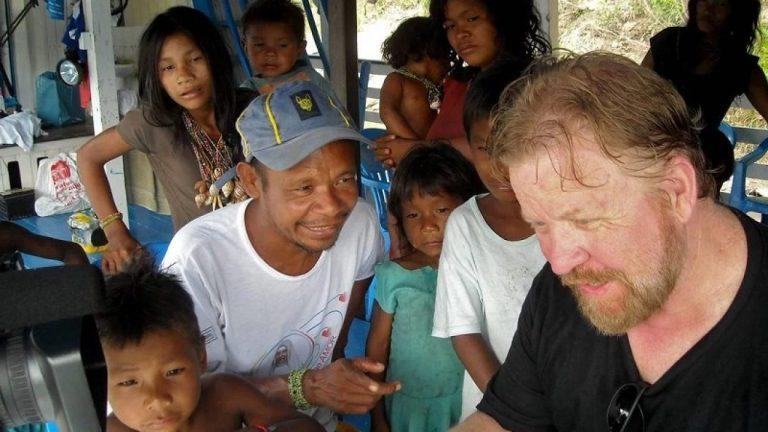 Conheça a história do missionário que mudou completamente de vida após viver com povos indígenas brasileiros