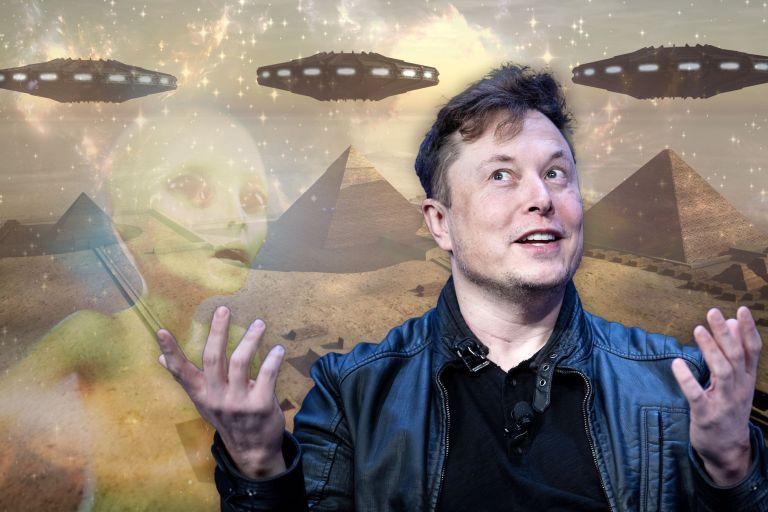Egito convida Elon Musk a vistar pirâmides, após ele afirmar que é construção de aliens