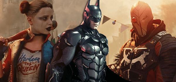 Como o novo jogo do Esquadrão pode dar continuidade ao universo Arkham