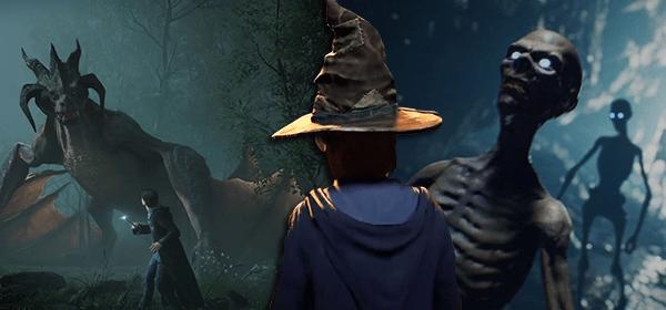 Novo jogo de Harry Potter ganha trailer de tirar o fôlego