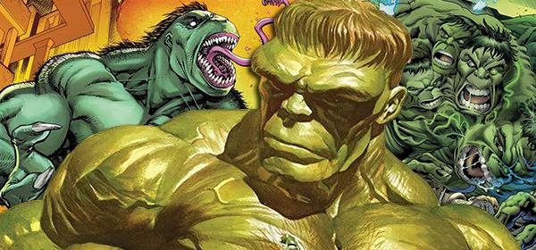 Marvel revela primeira imagem do Hulk Demoníaco