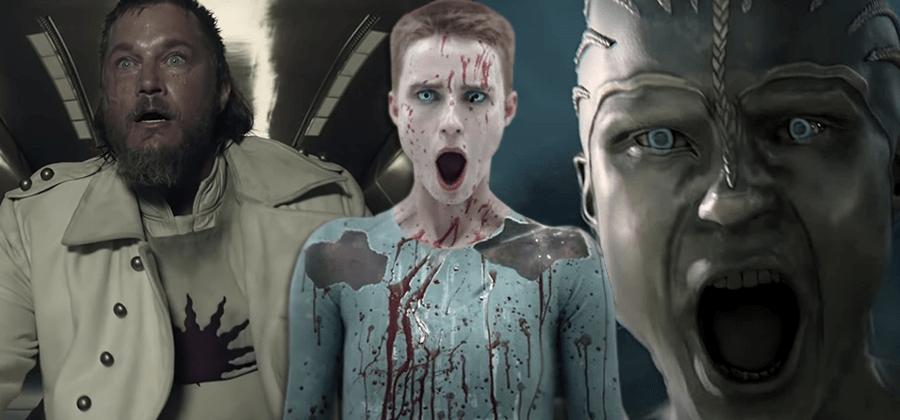 Conheça Raised by Wolves, a série do HBO Max que tem dado o que falar