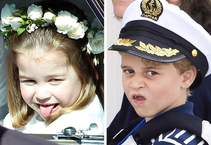 7 regras que as crianças da realeza britânica devem seguir