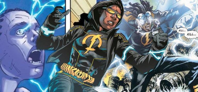 Super Choque ganha nova história de origem nos quadrinhos