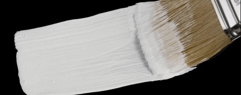 Cientistas criaram uma tinta 'super white'