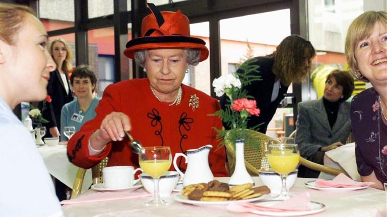 10 alimentos preferidos e proibidos da Rainha Elizabeth II