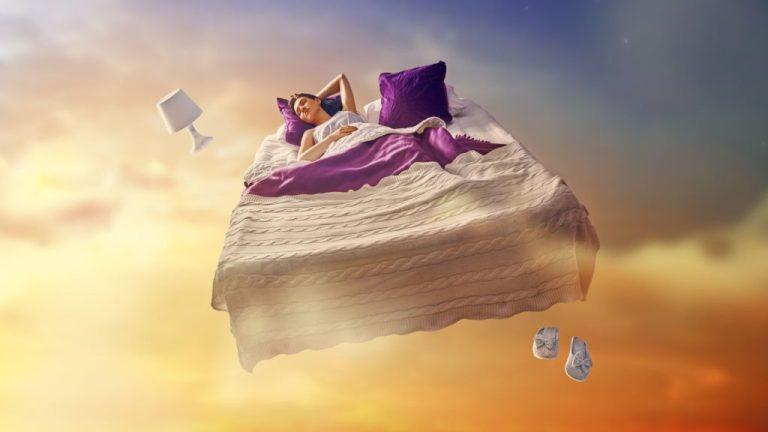 Os sonhos são mais complexos dependendo do estágio do sono