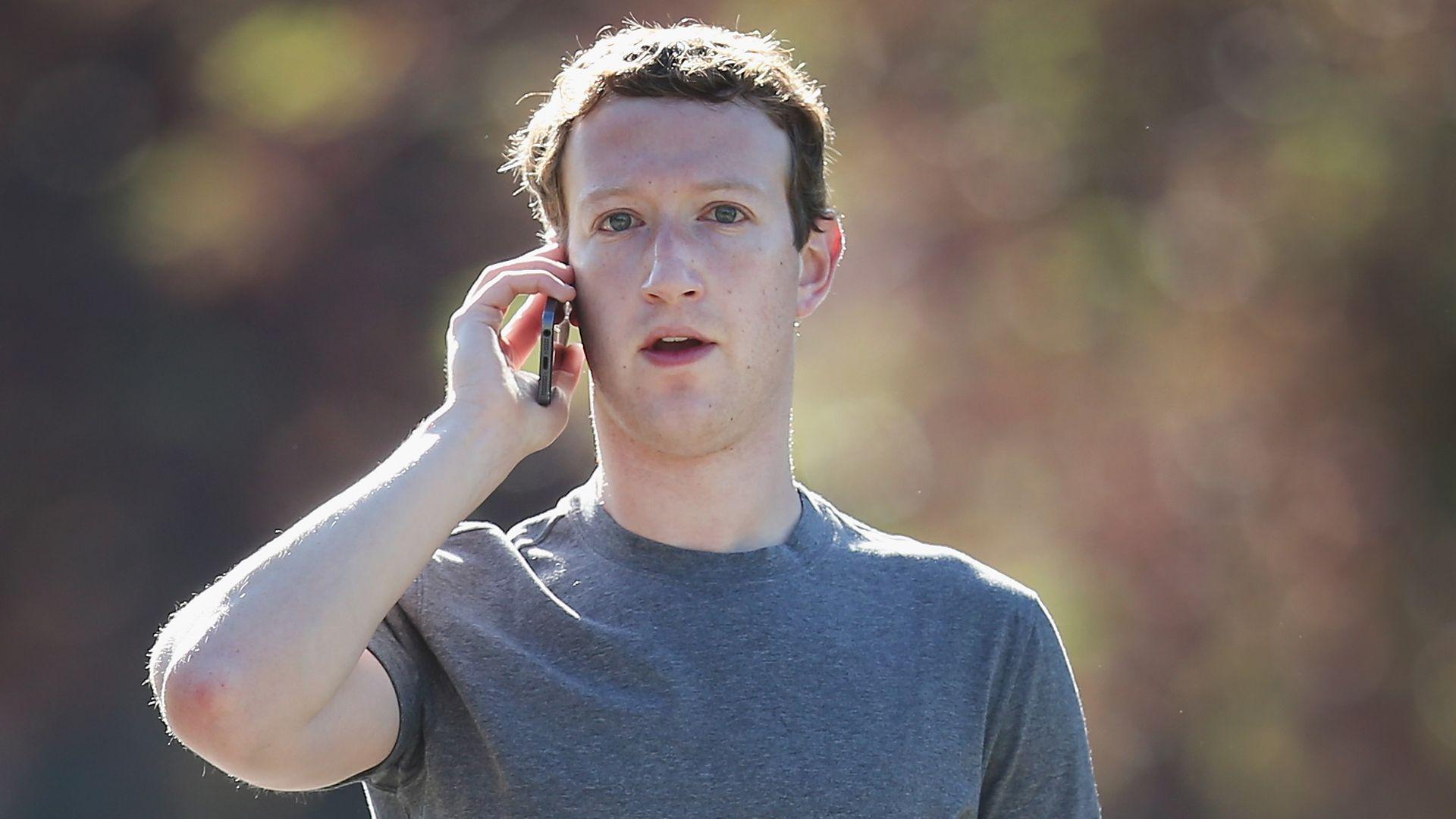 Qual a marca de celular favorita de Mark Zuckerberg?